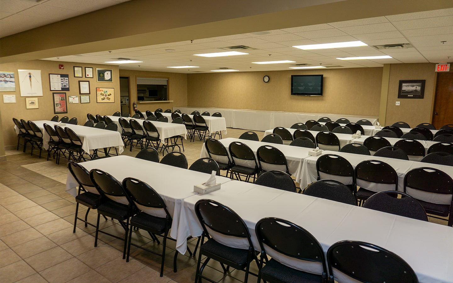 Interior Photo - Darte Funeral Home Kristen French Fellowship Hall