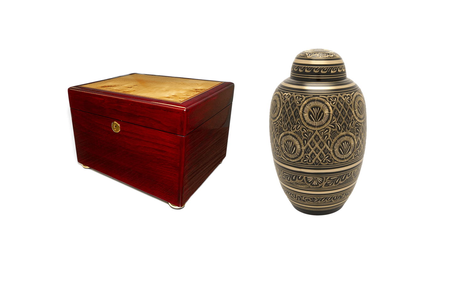 Product Photo - Cremation Urns