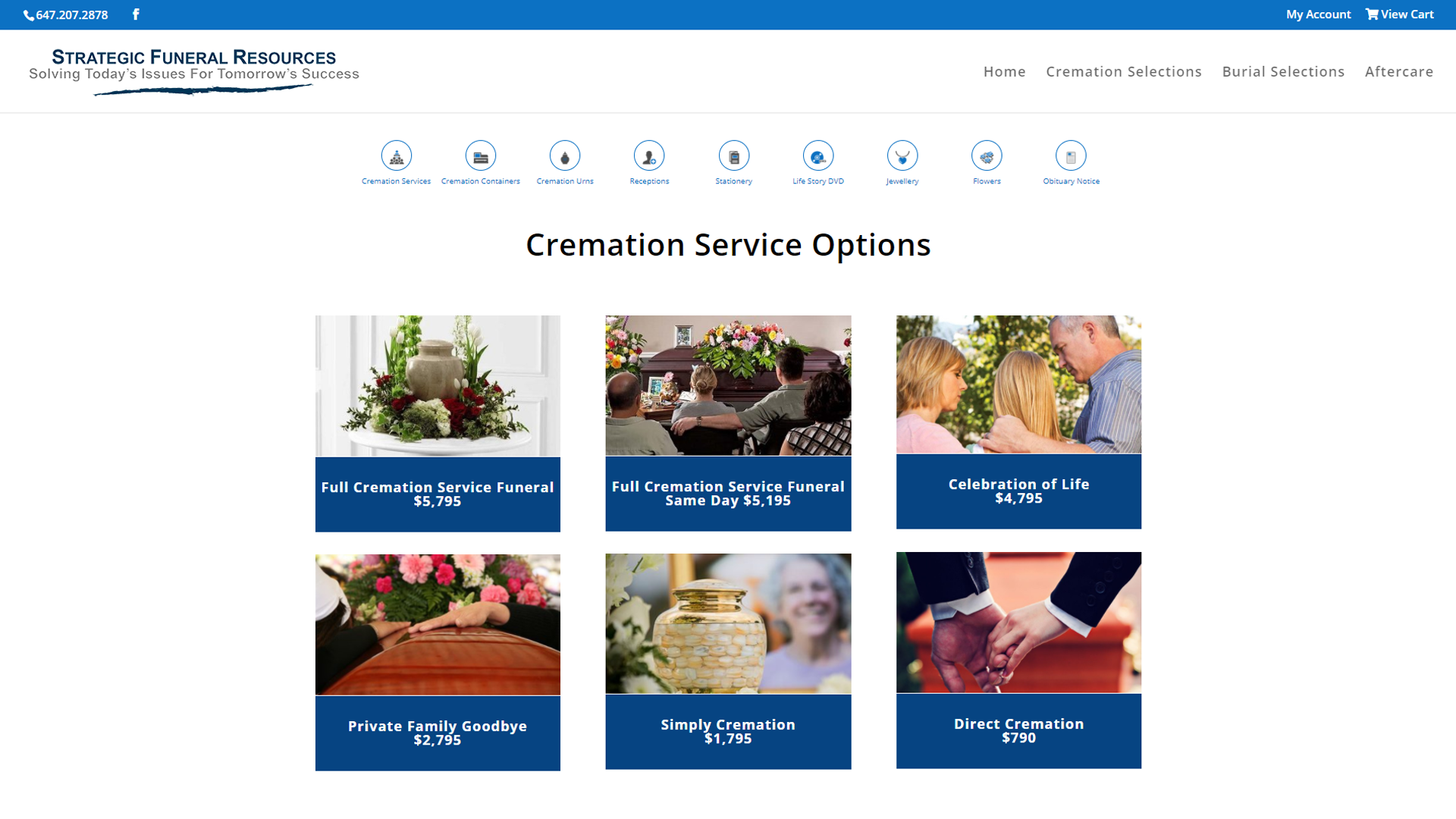 SFR Cremation Services